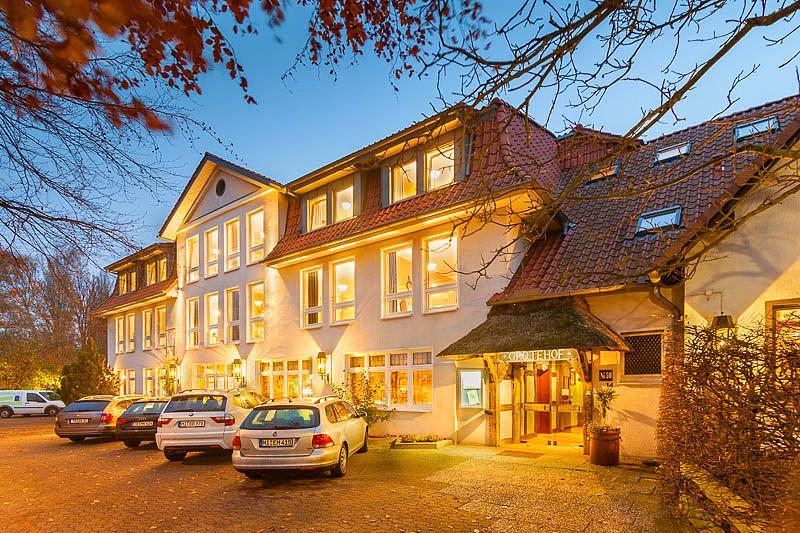 Speisekarte Hotel Bad Minden